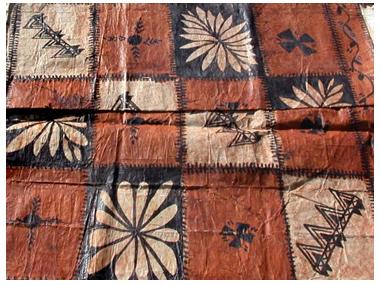 OCEANIC ARTS Catalog - Tapa Cloth